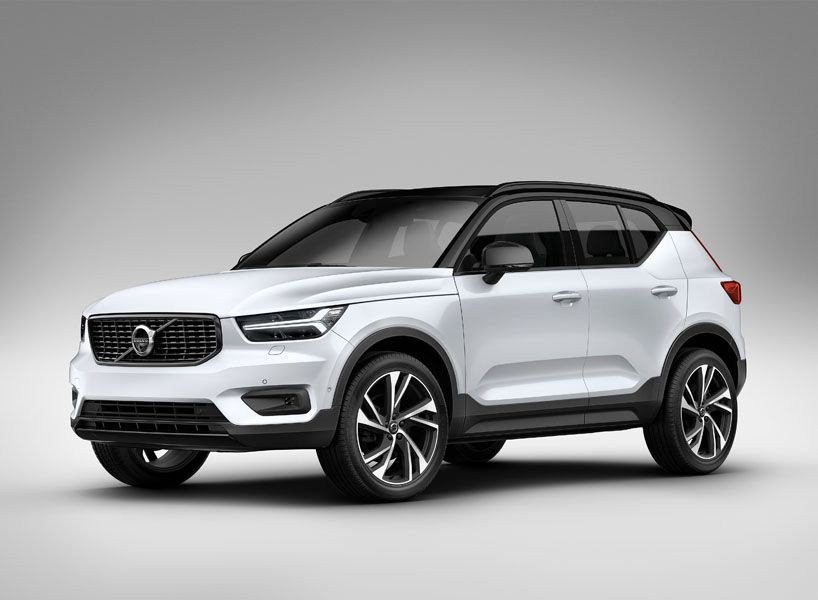 Volvo S Xc40 Compact Suv Named 2018 European Car Of The Year With