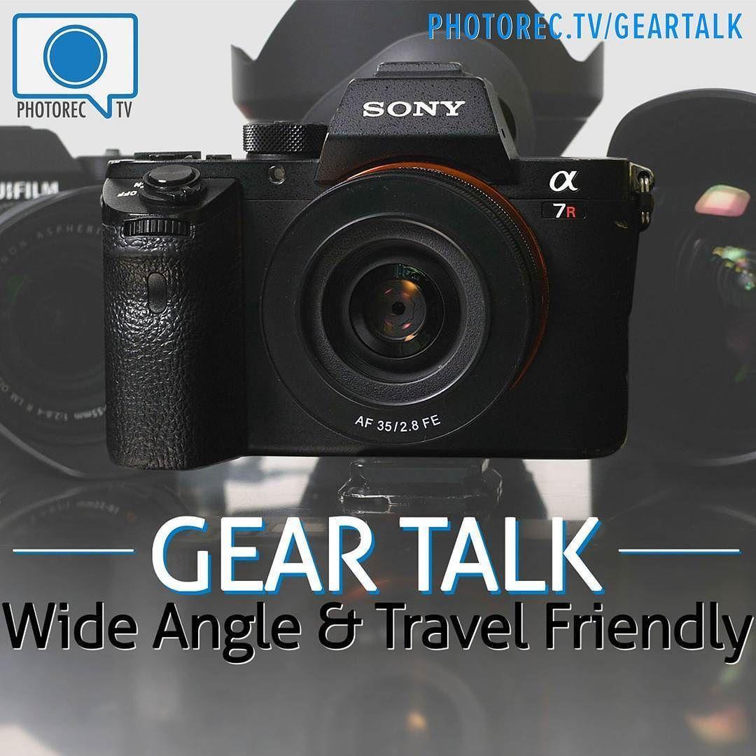 FIrst Impressions of the Canon 6D Mark II Fuji X-T2 Irix