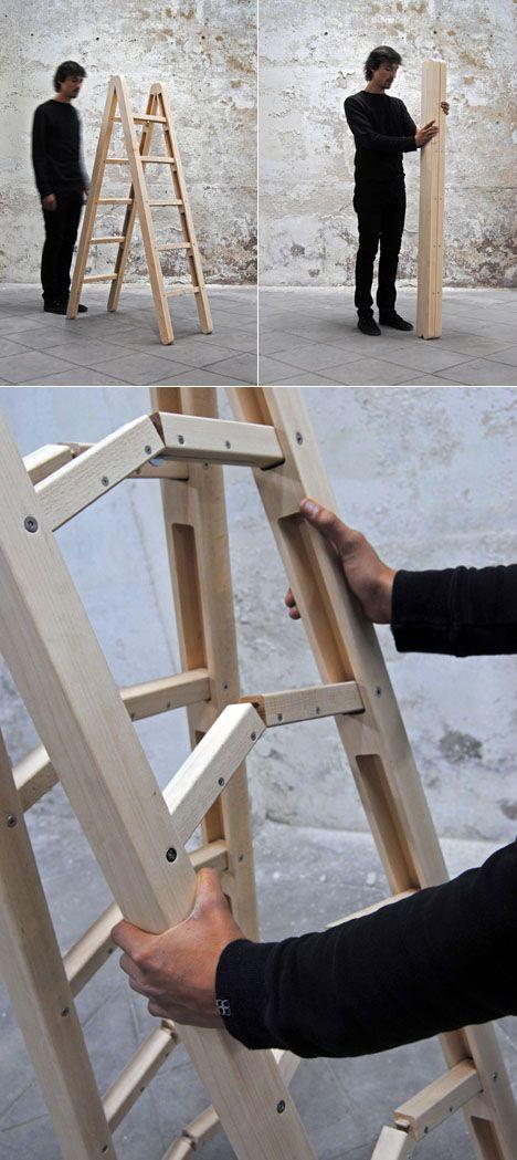 cool folding ladder