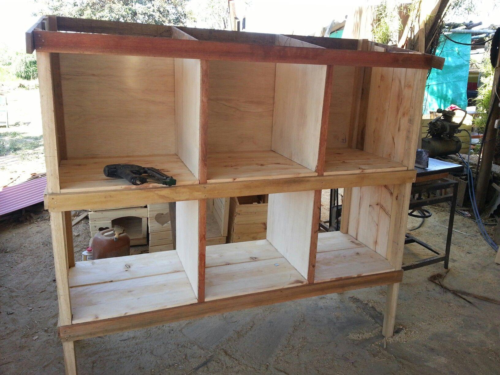 Construcci n jaula de gallos de pelea jaula de for Construccion de jaulas flotantes para tilapia