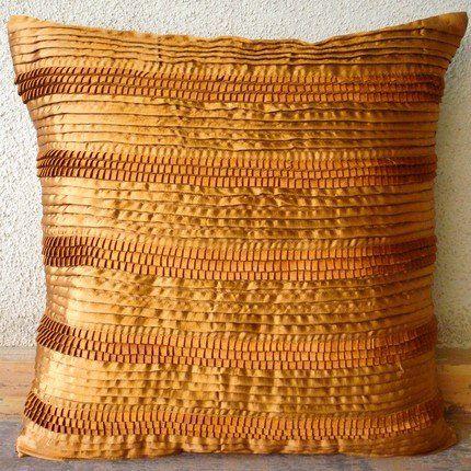 Handmade Gold Pillows Cover, Modern Decorative Throw Pill... https://www.amazon.com/dp/B004NPVQO2/ref=cm_sw_r_pi_dp_x_02Otyb4J2PV1D