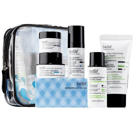 On-The-Go Travel Kit - belif   Sephora