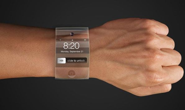 #Apple's rumored smartwatch. Interested to see it's fitness potential