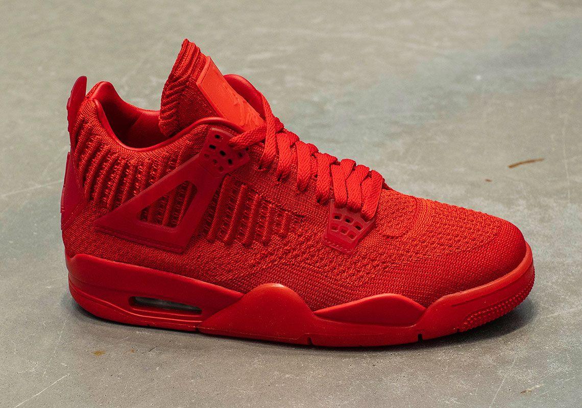 Jordan 4 Flyknit Official Release Date Jordan 4 Nike Shoes