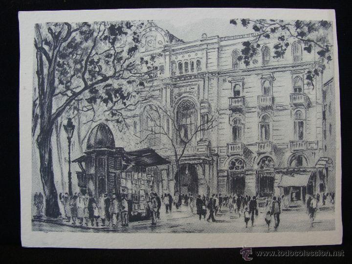 Teatre del Liceu. Barcelona.