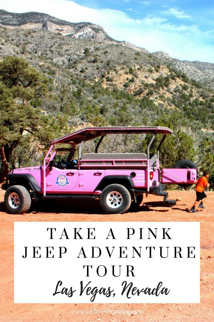 3 Reasons We Loved Our Pink Jeep Adventure Tour In Las Vegas, Nevada |  Pinterest | Pink Jeep, Adventure Tours And Las Vegas Nevada