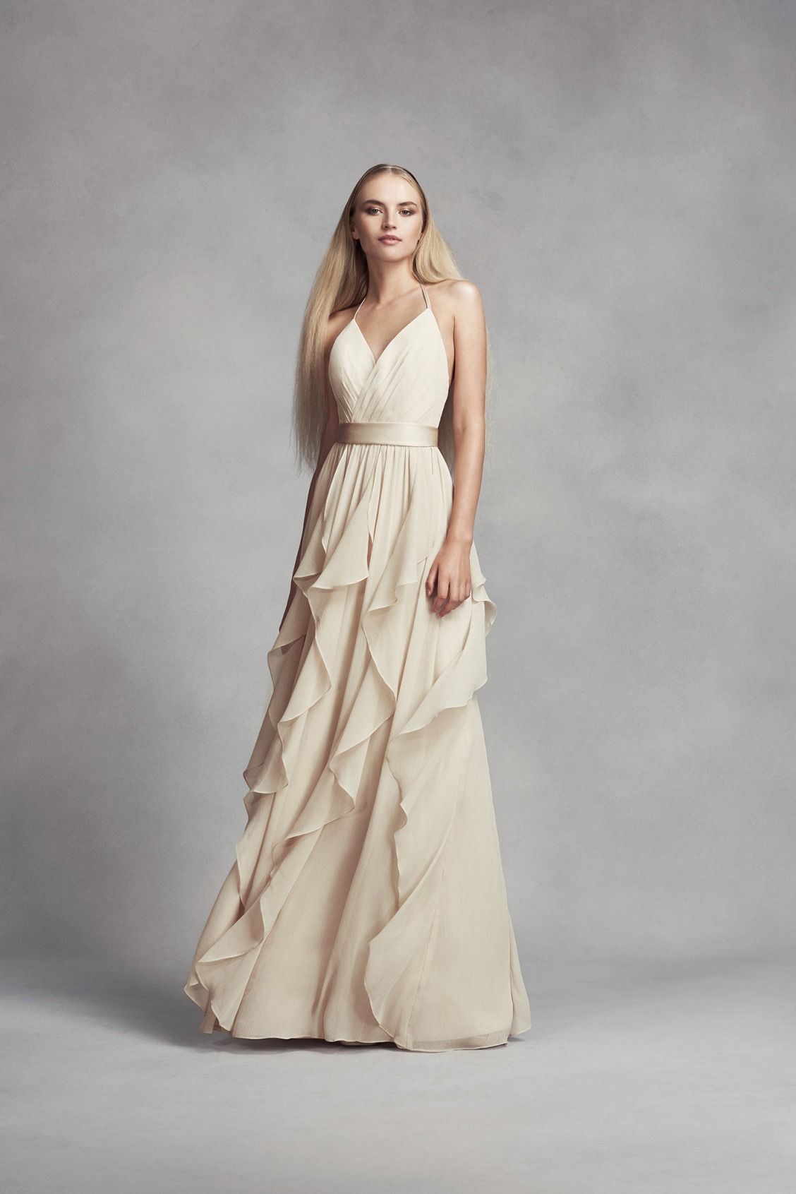 A Bridesmaid Dress Your Party Will Love From The Spring 2017 White By Vera