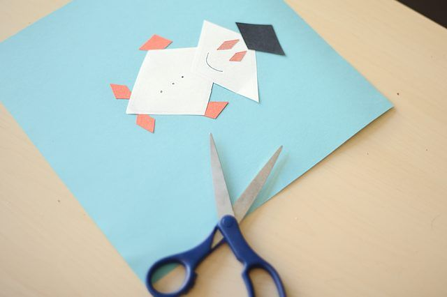 Diamond Shaped Arts Crafts For Preschoolers Ehow
