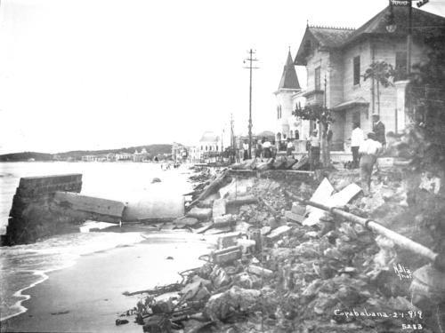 Resultado de imagem para augusto malta copacabana 1919