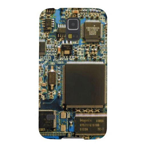 computer hard drive circuit board blue case for galaxy s5 computer rh pinterest com