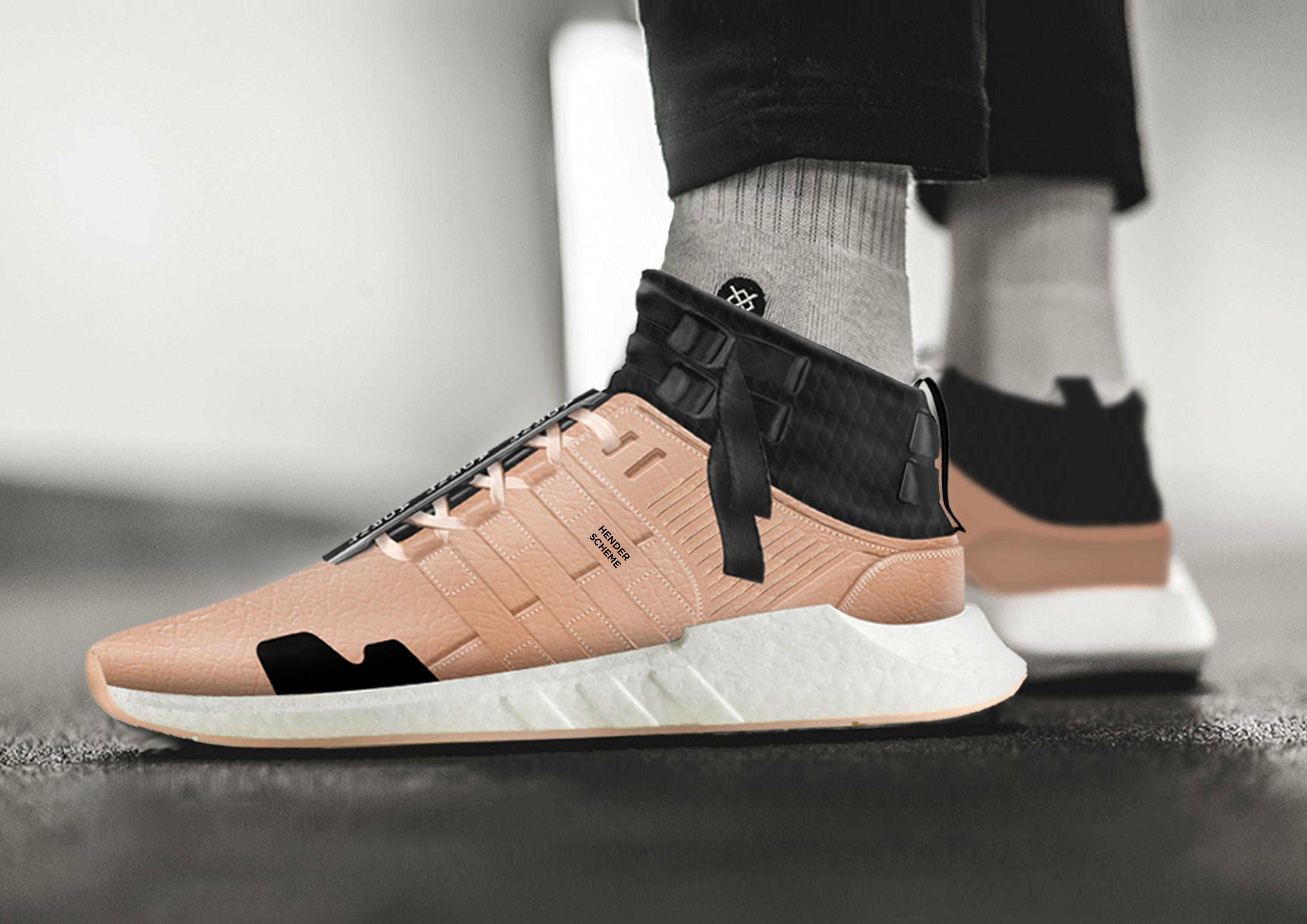 1a06c73cb3efa sneaker adidas eqt x acronym x hender scheme