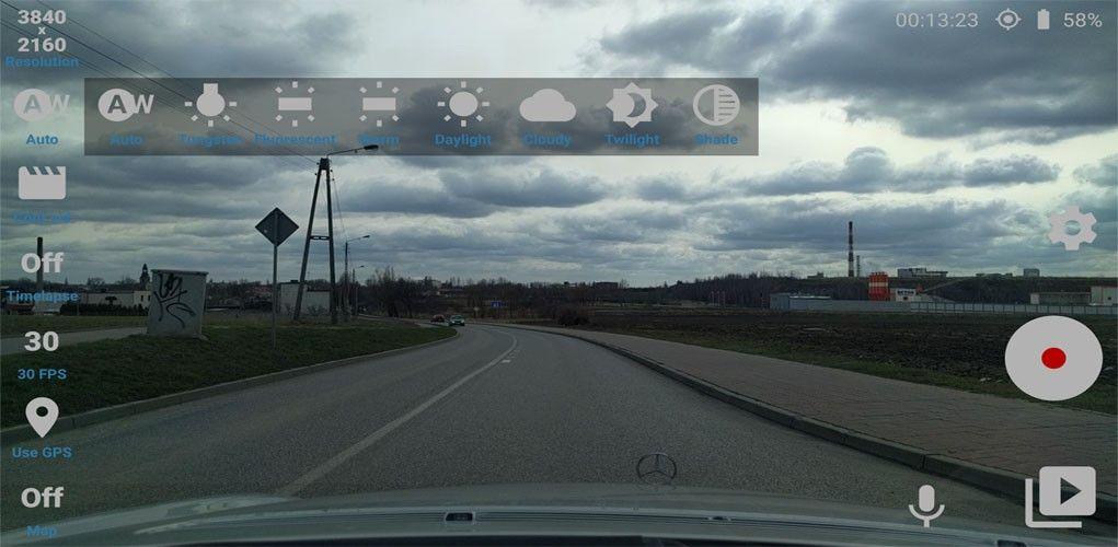 Car Camera V1.4.2 Full Unlocked Paid APP