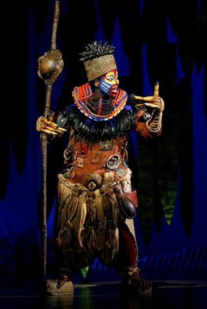 Kostuums Lion King.The Lion King From Screen To Stage Musical Theatre