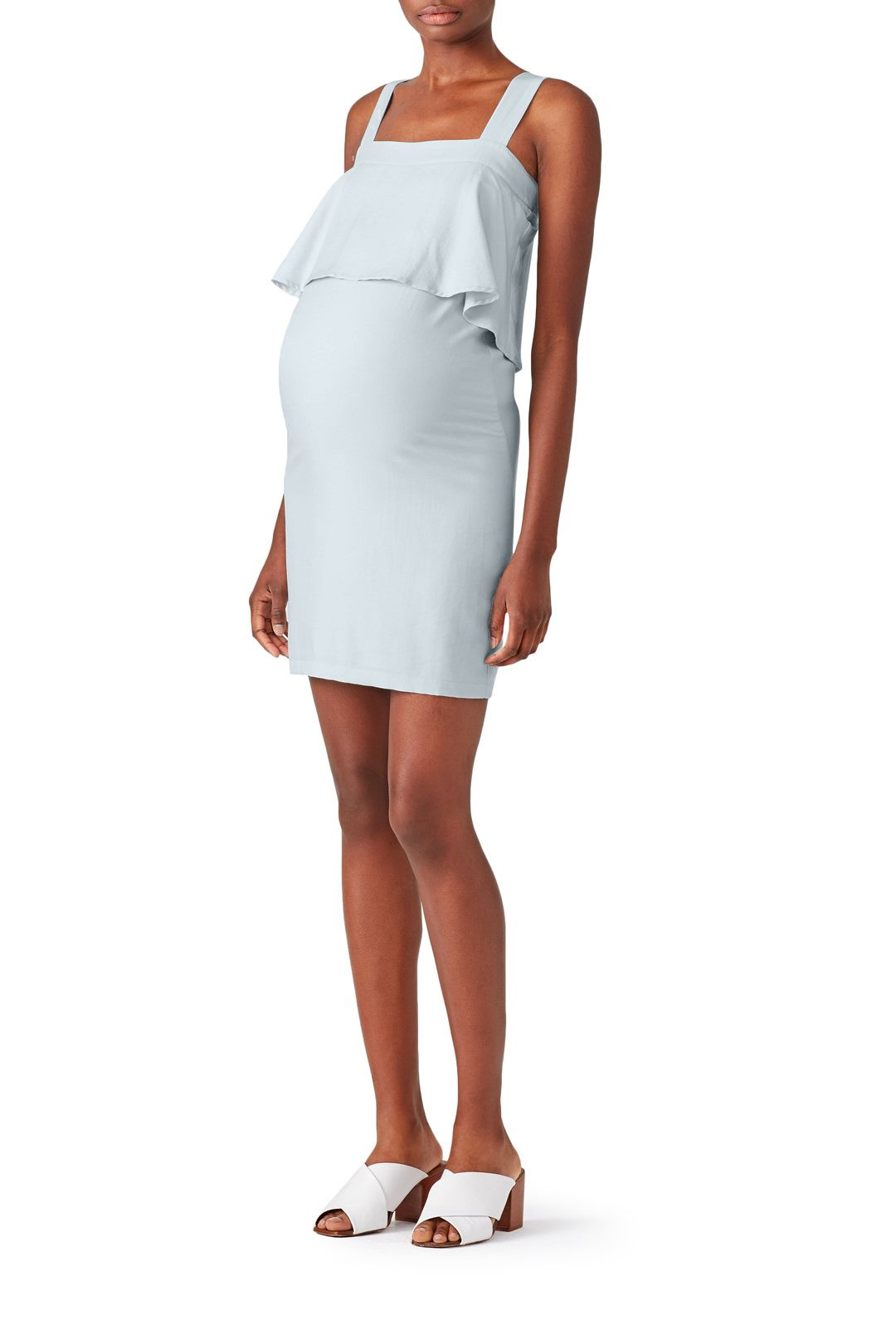 1bdae0a52eeb Rent Cloud Mia Maternity Dress by Rosie Pope for  30 only at Rent the Runway .