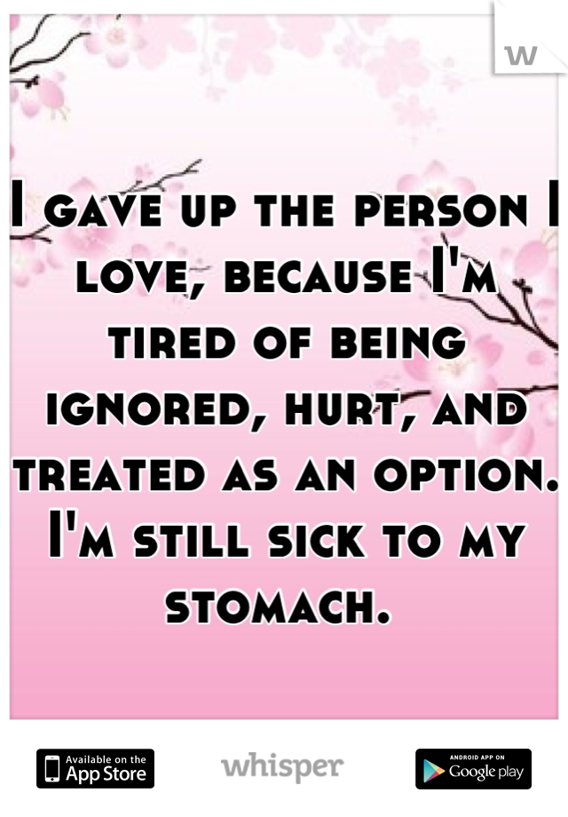 Ignored Hurts on Pinterest Being Ignored, Feeling Depressed Quotes ...