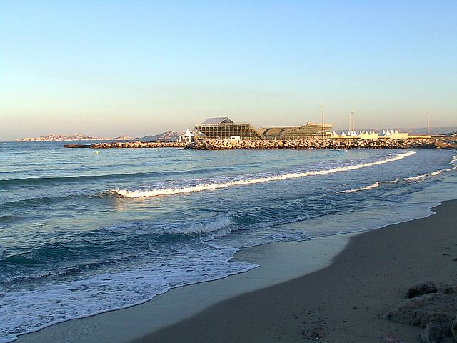 La Plage Du Prado Marseille Provence Marseille Provence Beach