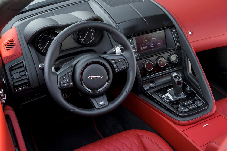 2017 Jaguar F Type Svr Jaguar Leaps Into The High Performance Arena Jaguar F Type Jaguar Jaguar Car