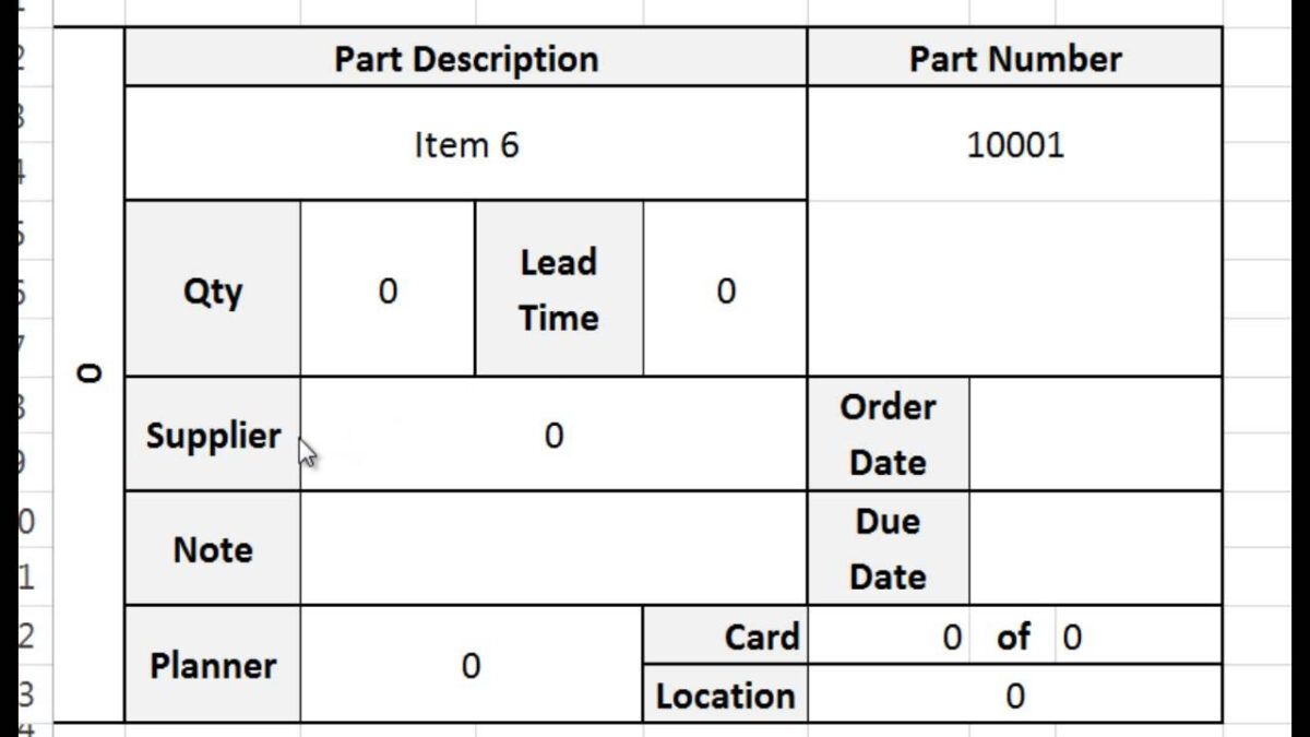 Kanban Card Template Tutorial Video And Download Regarding Kanban Card Template Kanban Cards Kanban Business Card Templates Download