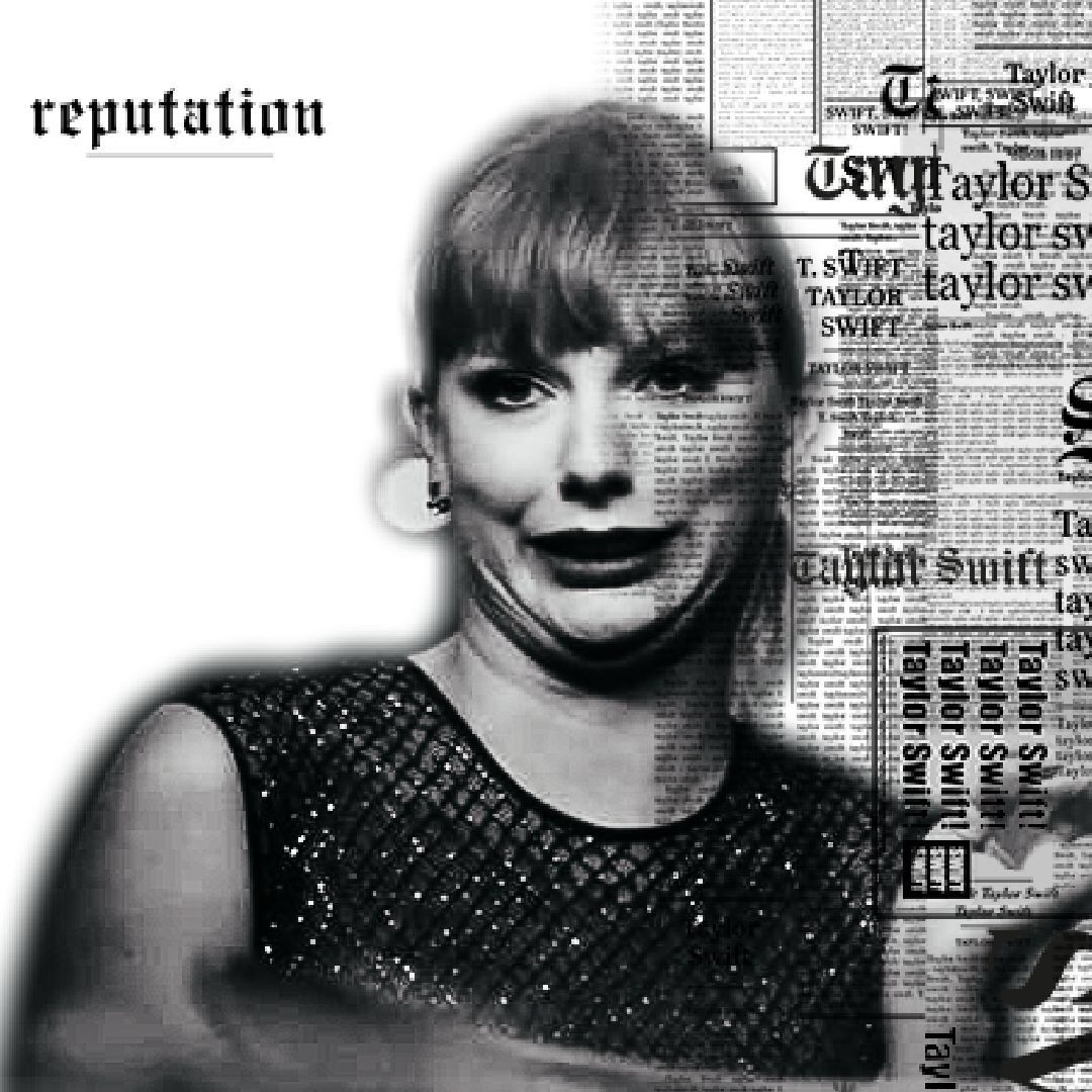 @taylor_swift shared the real reputation cover with me and wow. What a beaut. #DelicateMusicVideo
