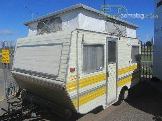 1983 Millard Series 2000 Caravans For Sale Recreational