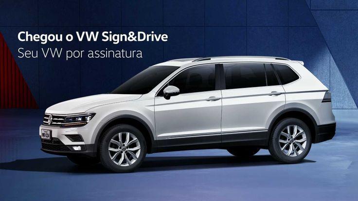 sign&drive carro por assinatura volkswagen - rk motors