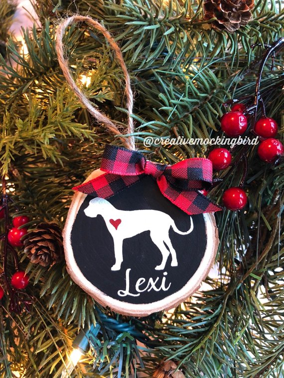 Personalized Animal Ornament, Pet Christmas Ornament, Personalized Dog  Ornament, Personalized Cat Or - Personalized Animal Ornament Pet Christmas Ornament Dog Ornament