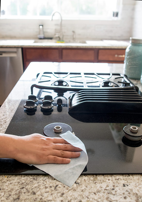 How To Clean A Glass Stove Top Even The Worst Disasters With