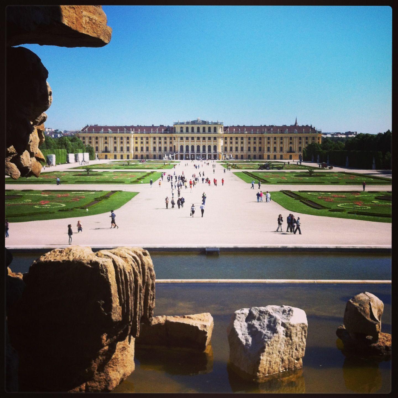 Palacio de Schönbrunn - Viena, Austria