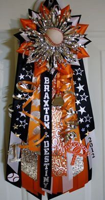 Image Result For Homecoming Basketball Mum Ideas