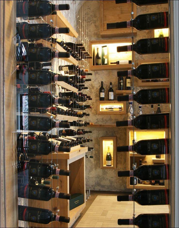 43 Perfect Wine Cellar Design Ideas   Cellar design, Wine cellars ...