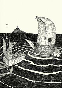'Follow Me' by Alex G. Griffiths.