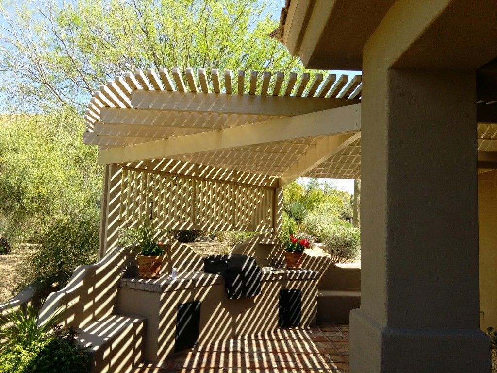 Alumawood Solid Patio Cover Attached To Existing Patio   Google Search
