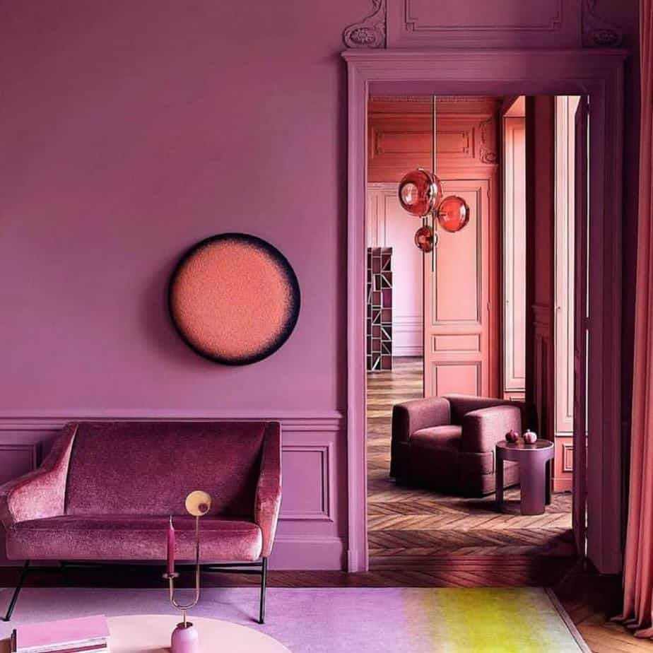 red purple design trend 2020colorreport colortrend on most popular interior house colors id=95786