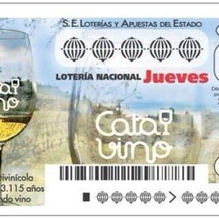 Hoy el número de la lotería es un especial sobre el #vino yo me compro uno!!! #condeduquegente by devinoslapalma