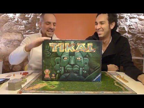 VideoReseña: Tikal – Trilogía de la Máscara (I) – 029 | ludotonica
