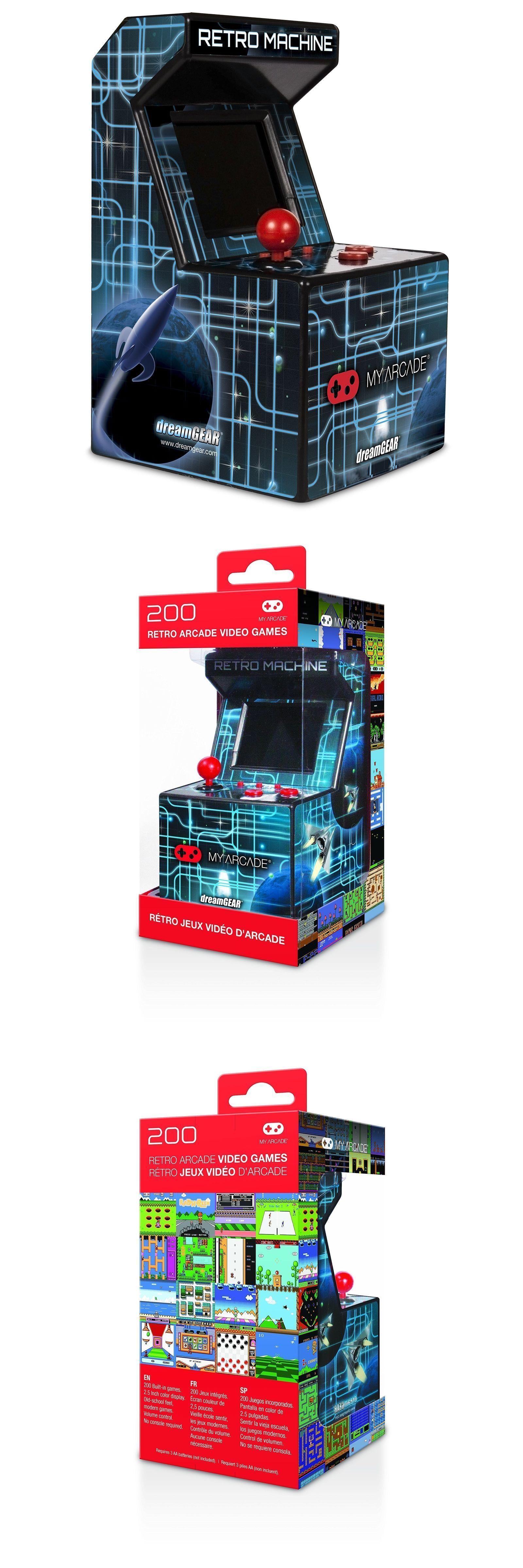 Electronic Games 2540 Retro My Arcade Machine Gaming