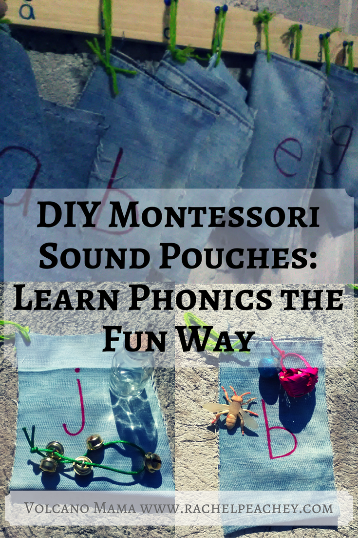 Montessori sound pouches have to be at the top of my list of favorite Montessori materials. Why? Because kids love them too! In my experience, sound pouches can be a game changer in building intere…