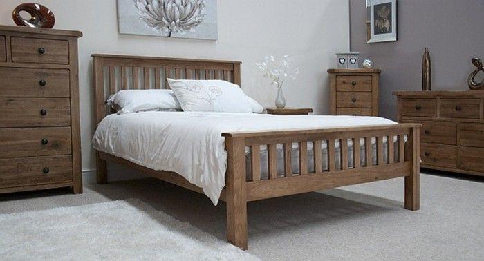 Modernes Schlafzimmer gestalten: 107 Ideen mit rustikalem Flair ...