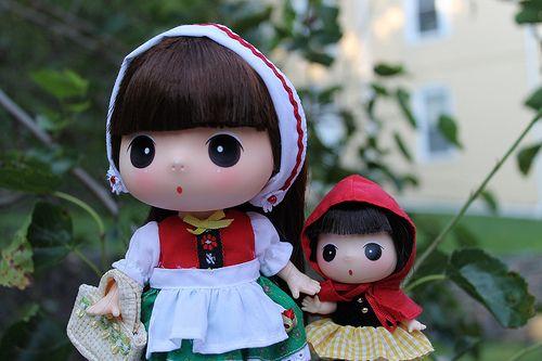bambole coreane ddung