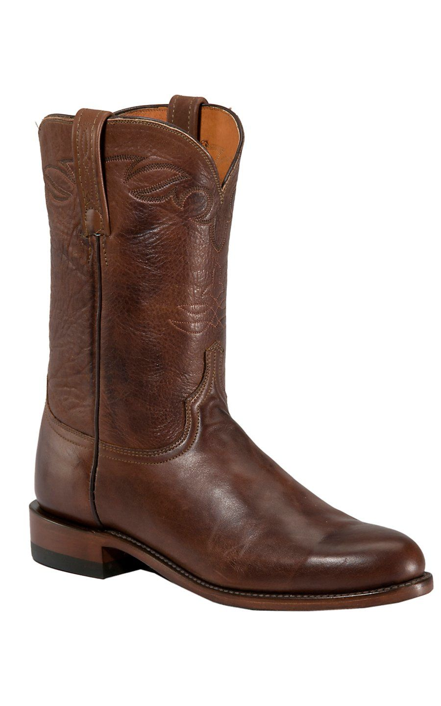 cc2500257f1 Lucchese® 1883™ Men's Tan Ranch Hand Roper Boot | Cavender's Boot ...