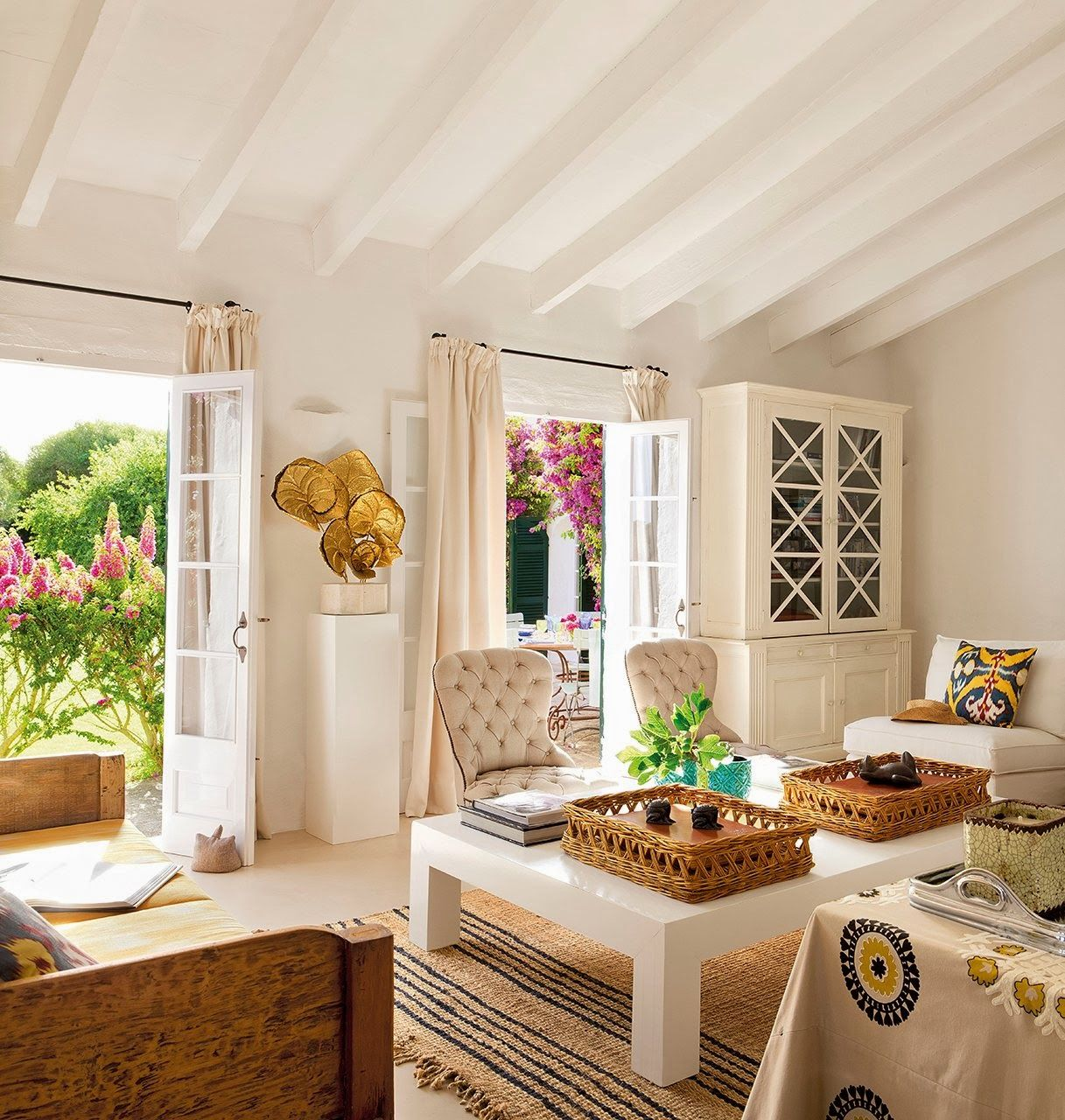 El mueble revista salones buscar con google interior - Casas de campo el mueble ...