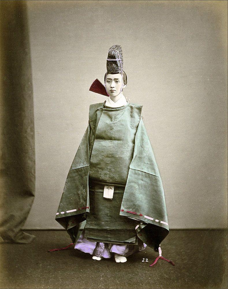 Nobleman by Tamamura Kozaburo