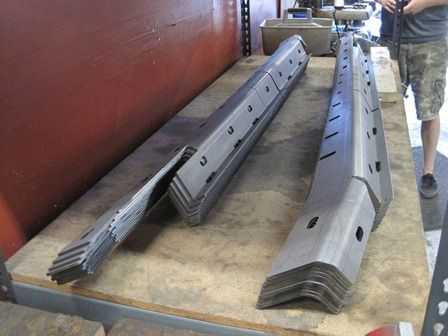 Xj Chassis Channel Reinforcement Jeep Xj Cherokee Jeep