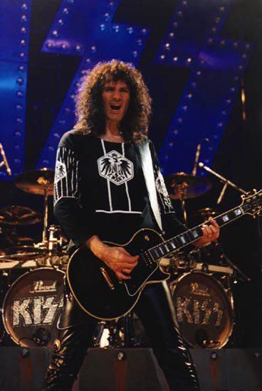 Bruce Kulick Former Guitarist For Kiss And Alice Cooper And