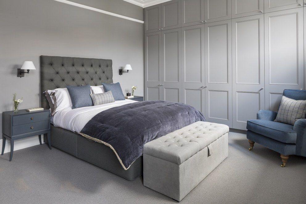 Elegant Balham Home Master Bedroom Interior Designers Master Bedroom Interior Buy Bedroom Furniture Bedroom Furniture Online