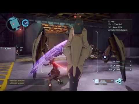 Sword Art Online Fatal Bullet Gameplay PS4 XB1 PC   gaming