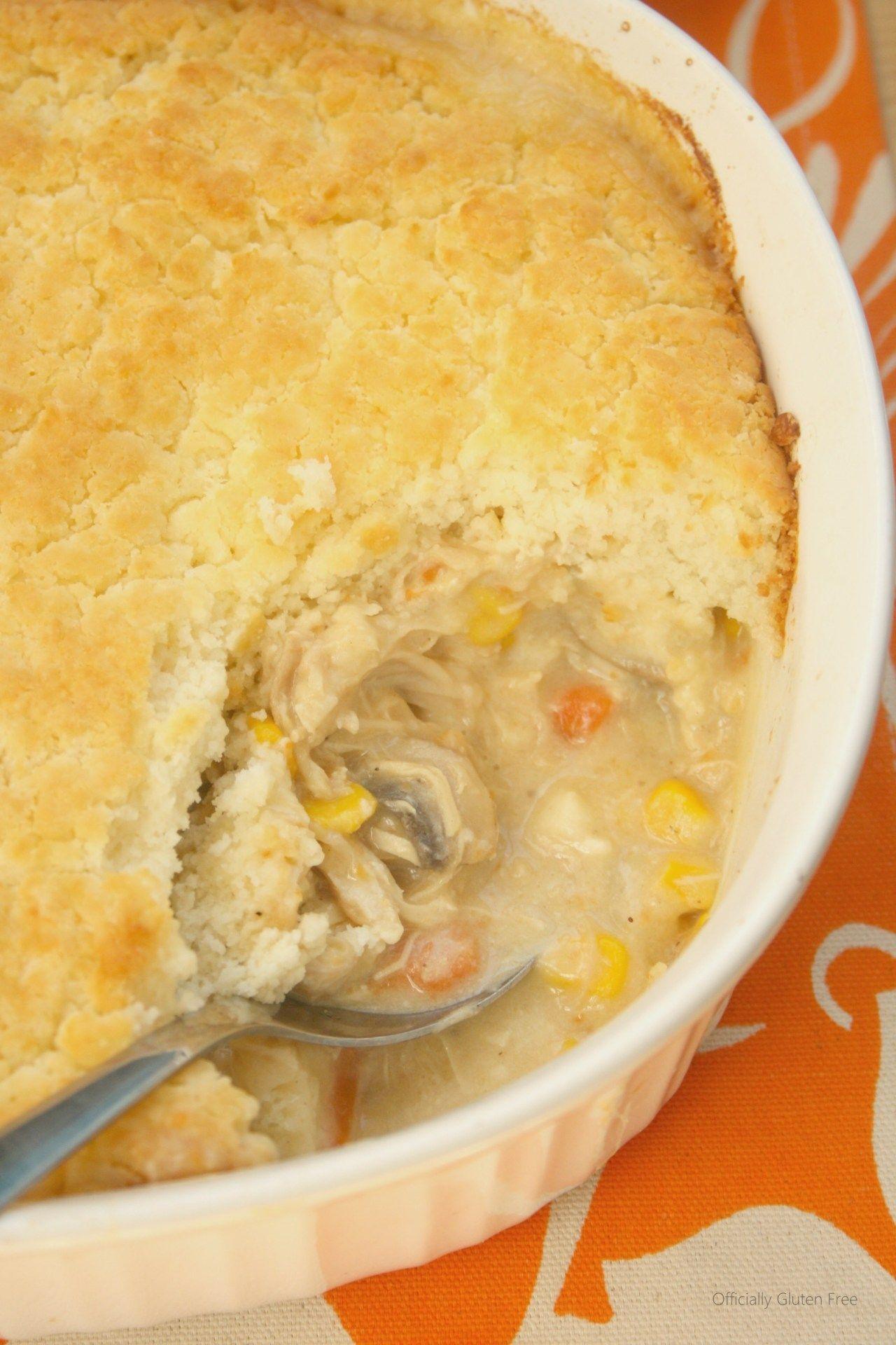 Turkey Pot Pie Gluten Free Recipe Gluten free stuffing
