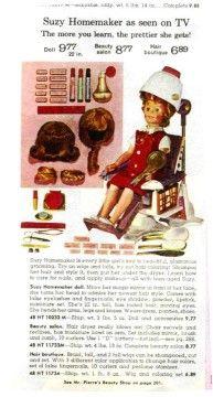 my betty beauty parlor doll