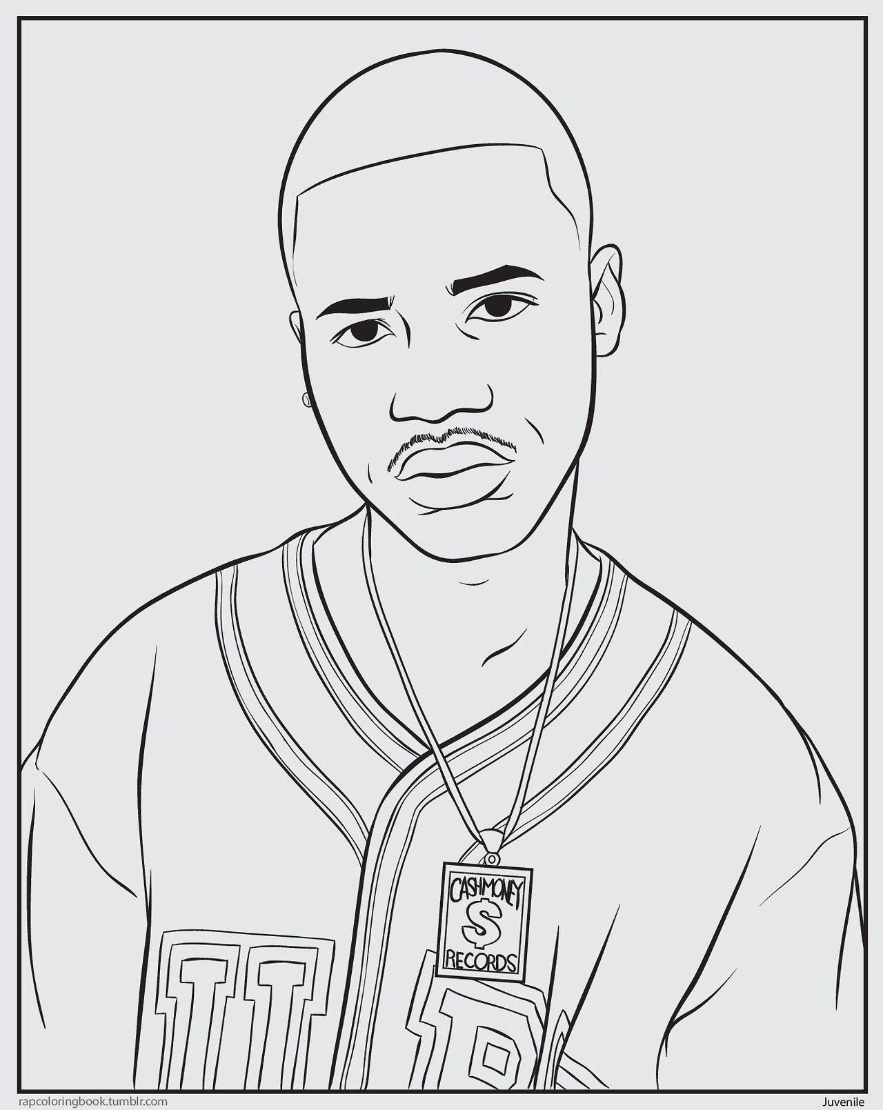bun b s jumbo coloring and rap activity photo