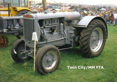 Twin City Ft 21 32 Tractor Antique Tractors Tractors Classic